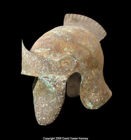 Roman Officer Roman Officer S Commander S Attic Helmet
